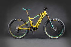Scott E-Spark Plus – neue E-MTB-Modelle ab jetzt verfügbar - Pedelecs und E-Bikes