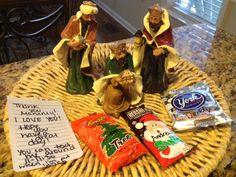 Wise Men tradition for the Christmas season. www.travelingwisemen.com