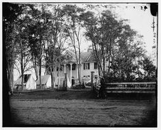 [Culpeper, Va. Gen. George G. Meade's headquarters, Wallack's house]