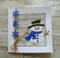 Vánoční přání / Zboží prodejce Nepher | Fler.cz Advent Calendar, Origami, Card Making, Holiday Decor, Frame, How To Make, Cards, Home Decor, Picture Frame