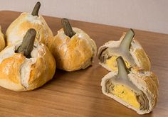 Carciofi ripieni in crosta di pane