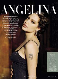 Angelina Jolie – Vanity Fair Italy Magazine (June 2015) Capture Quotes, Vanity Fair Magazine, Italy Magazine, Editorial, Wallpaper Maker, Fantasy Women, Rolling Stones, Role Models, Gq