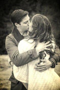Daniel Lissing, Erin Krakow - When Calls the Heart #hearties