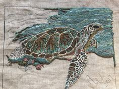 <center>My blog dedicated to the art of rug hooking.</center>
