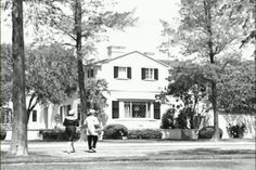 Lucy Ball-Arnaz home in Beverly Hills