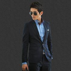 Korean men's suits