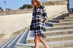 Adenorah / TARTAN DRESS //  #Fashion, #FashionBlog, #FashionBlogger, #Ootd, #OutfitOfTheDay, #Style