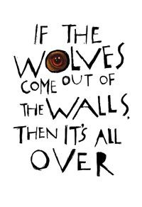 an analysis of wolves in the walls by neil gaiman Wolves in the walls adapts neil gaiman and dave mckean's eponymous children's book, where a girl named lucy becomes convinced there are wolves in her.