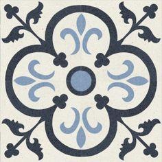Geleneksel Serisi 20x20x1.8 cm  | Cement Tile
