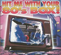 Hit Me With Your 80's BOX Collection MP3 Download for $3.00 #onselz
