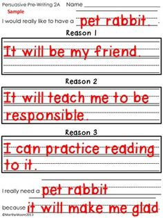 Persuasive writing scoring guide from readwriteink common core week long persuasive writing lesson for primary grades pronofoot35fo Choice Image