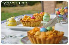 La cucina di Federica: Crostatine di Pasqua
