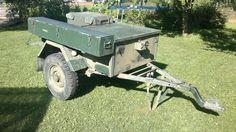 Myyty GAZ 704 maastoperäkärri MYYTY - Offipalsta.COM