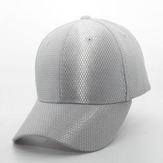 7b0846e4936ddd Shop Online for Choice Cap Pit Bull Cap Wholesale and Custom - Silver Shiny  Mesh Adjustable Caps Hats Wholesale Online and Custom Embroidery.