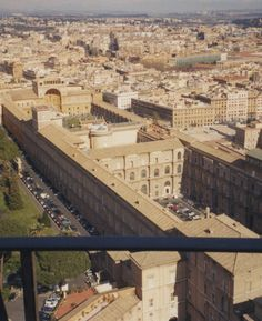 Cardinal Sins Insult My Intelligence (A view from St. Peter's Basilica)