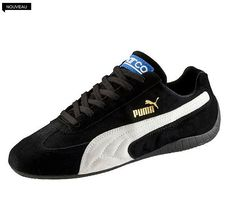 wholesale dealer 30e30 d72f3 Basket Speed Cat Sparco Puma - Baskets Femme PUMA