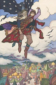 The Death of Koschei the Deathless - Wikipedia In Ancient Times, Ancient Rome, Fairytale Creatures, Pagan Festivals, World Mythology, Russian Folk, Middle Ages, Fairy Tales, Moose Art