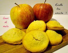 #Biscotti cuor di #mela