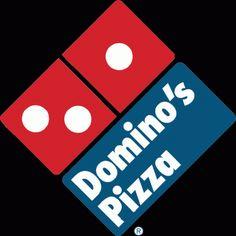 Domino's-Pizza-fast-food-logo | #LogoPeople Australia