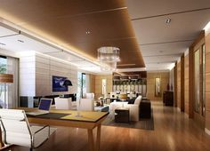executive office decoration - Google Search