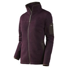 Lightweight cardigan with a high collar in moisture-transporting and insulating Actiwool. With mesh-lined side pockets and pocket reinforcements. Cigar Accessories, High Collar, Mesh, Pockets, Zip, Sports, Clothes, Shopping, Sport
