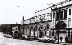 """The Chantrey Picture House was located in the Woodseats district of Sheffield. It opened on May 1920 with """"The Crimson Gardenia"""" and a Charlie. Sources Of Iron, Brick Arch, Local Builders, Old Street, Places Of Interest, Derbyshire, Sheffield, Old Pictures, Old And New"""