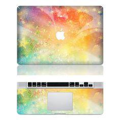 "MacBook Cover Decal Mac Vinyl Skins Apple Laptop MacBook Pro 13"" 15"" Retina / MacBook Air 11"" 13"" / iPad 2"