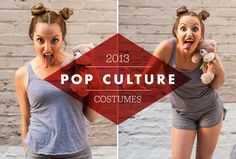 9 DIY Halloween Costumes from 2013 Pop Culture