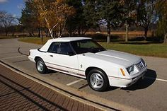 Never Titled: 1984 Ford Mustang GT350 - http://barnfinds.com/never-titled-1984-ford-mustang-gt350/