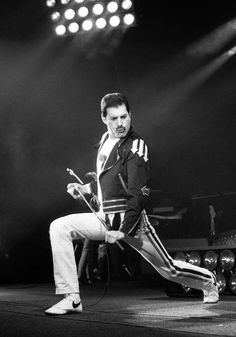 Freddie - Hot Space Tour 1982