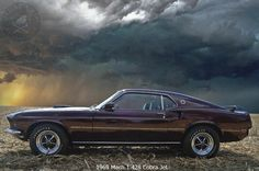 1969 Ford Mustang Mach 1 428 Cobra Jet www.MustangConnection.com