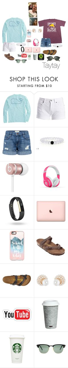 """""""12 DAYS!!!❤️❤️"""" by mackenzielacy814 ❤ liked on Polyvore featuring Barbour International, Current/Elliott, Beats by Dr. Dre, Fitbit, Casetify, Birkenstock, Kenneth Jay Lane, Fitz & Floyd, Ray-Ban and country"""