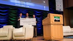 "Psoriasis treatment by Evan Anderson wins ""Shark Tank""-style competition 