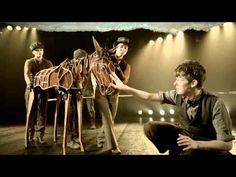 Come see Broadway's brilliant play War Horse at the Orpheum Theatre June 12-23!