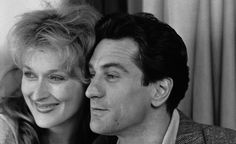 "Meryl Streep and Robert De Niro, ""Falling in Love"", New York, New York 1984 © Brigitte Lacombe"