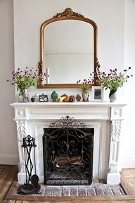ornate fireplace images - Google Search