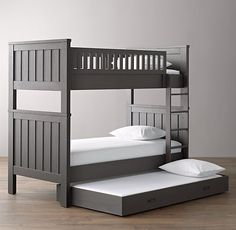 Kenwood Twin-over-Twin bunk bed