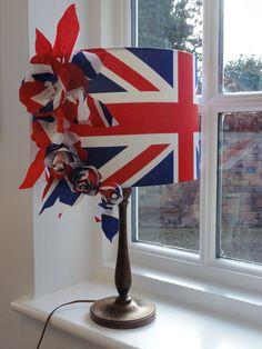 Union Jack #lampshade