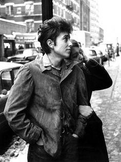 Bob Dylan, ca. 1963