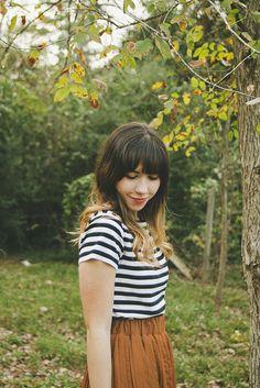 .such a cute blogger! Really love this cute lady <3 (bri)