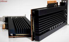 Samsung demonstra primeiro protótipo físico de SSD com memória Z-NAND