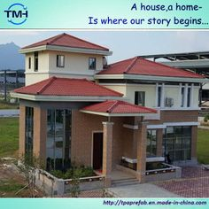 China 2 Floor Steel Structure Modular House In The Countryside Find Details About Prefabricated From