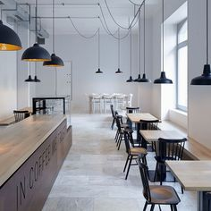 STUDIO W CITY GUIDE: PRAGUE | Bistro Proti Pourdi is best known for their luxury coffee section and offers diners a minimal menu that includes gourmet sandwiches and simple breakfasts.#studiowlife #studiow #studiowcityguide