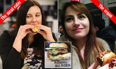 The world's best burger is announced... and it contains NO MEAT!