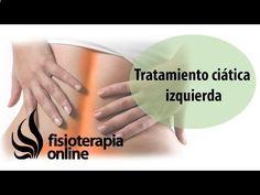 M Tratamiento de ciática o ciatalgia izquierda | Fisioterapia Online