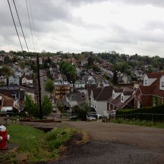 Greenfield neighborhood in Pittsburgh-- oh Frank Street how I miss you