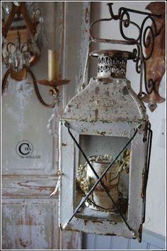 Love old lanterns