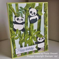 Fifteen Stampin' Up! Projects by Amy's Inkin' Krew Featured Stampers – Stamp With Amy K