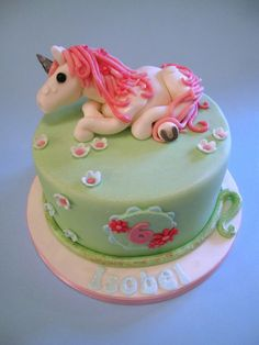 Unicorn Cake  Cakes By Jacques - Beautiful Bespoke Cakes, Biscuits and Cupcakes: Children's Party Cakes