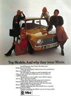 Mini Clubman Vintage Original Full Page Magazine Advert 1975 Retro Advertising, Vintage Advertisements, Vintage Ads, Vintage Posters, Audi, Porsche, Classic Mini, Classic Cars, Classic Auto